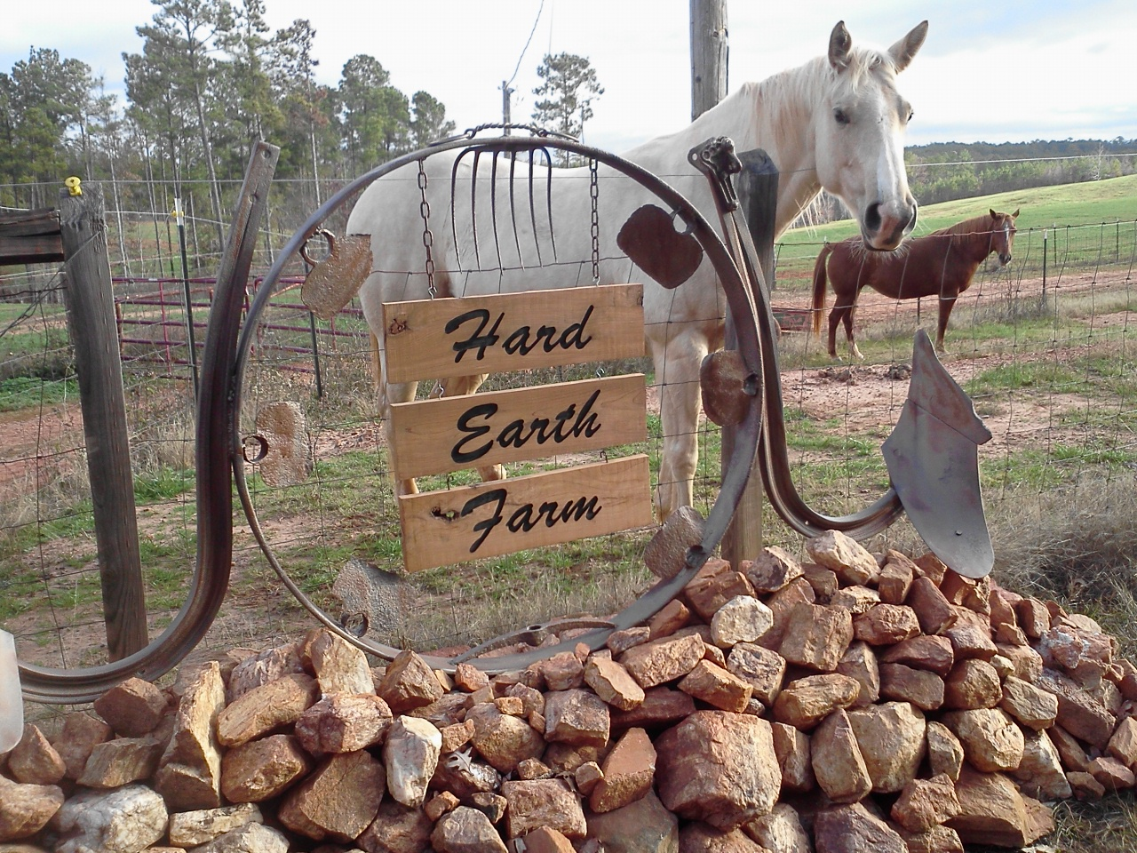 Horses and Sign